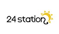 24station.com store logo