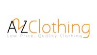 a2zclothing.com store logo