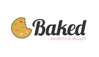 bakedcookiesanddough.com store logo