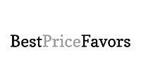 bestpricefavors.com store logo