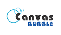 canvasbubble.com store logo