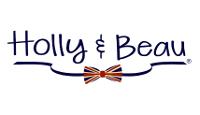 hollyandbeau.com store logo