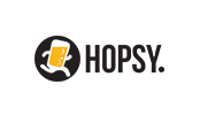 hopsy.beer store logo