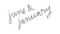 juneandjanuary.com store logo
