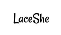 laceshe.com store logo