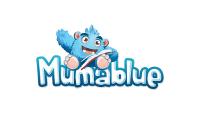 mumablue.com store logo