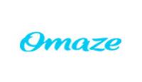 omaze.com store logo