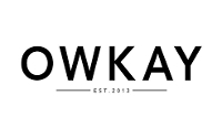 owkayclothing.com store logo