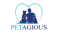 petagious.com store logo