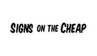 signsonthecheap.com store logo