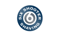 sixshootershaving.com store logo