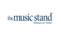 themusicstand.com store logo