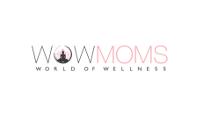 wowmoms.com store logo